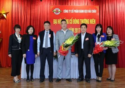 Đại hội Đồng Cổ Đông Công ty Bánh kẹo Hải Châu 2017