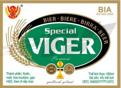 Công ty Cổ phần Bia rượu Nước giải khát Viger
